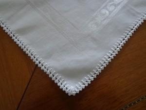 canto da toalha