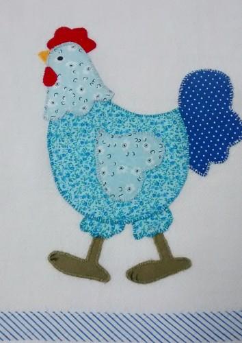 galinha blue